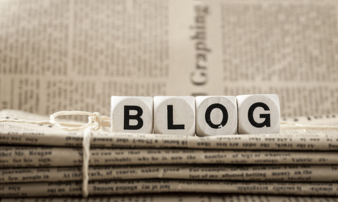 How to write a blog for your website